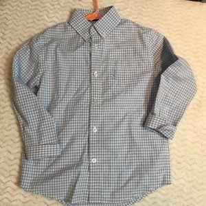 Johnnie O button down shirt size 6